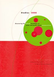 Studies 2000 (2000)  This three-day seminar was one of the first and largest for the leading foundations to focus on Asian American communities.   It was the first major demonstration of the Wildflowers Approach. pdf (68mb, right-click or ctrl-click and save)